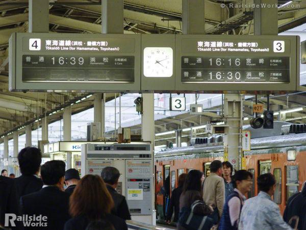 """静岡発、普通列車""""宮崎行""""!?"""