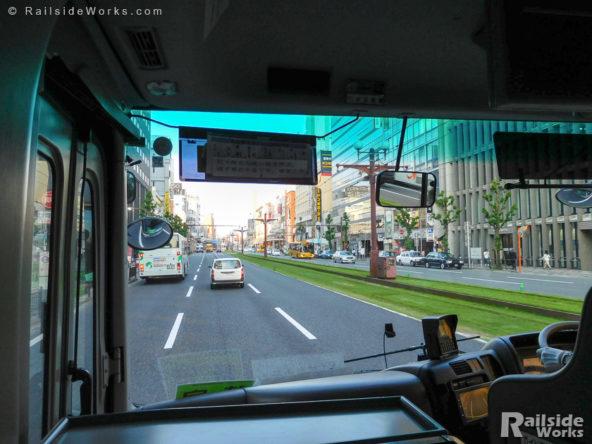 城山観光ホテルシャトルバス