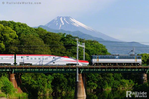富士山×こまち①