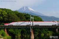 富士山×こまち②
