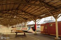 クモヤ443系、長崎駅に到着
