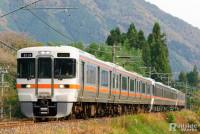 373系F4編成、中央本線経由で静岡車両区へ配給される