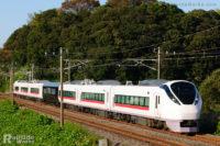 E657系、特別車両E655-1(TR車)を組み込み常磐線を試運転